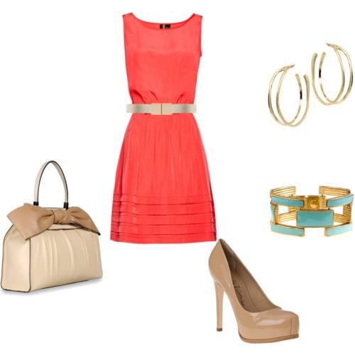 Zapatos Para Un Vestido Coral Belleza Foro Bodas Net