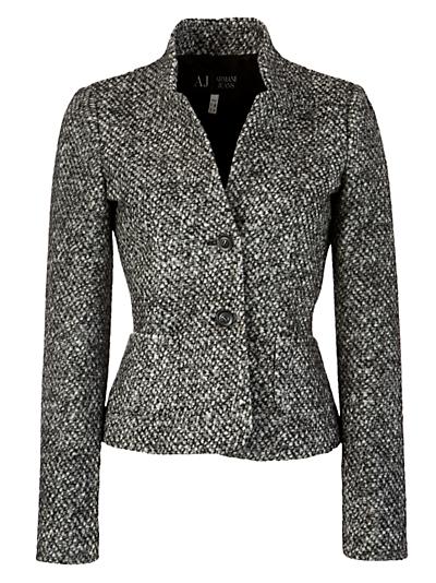 Armani tweed jacket