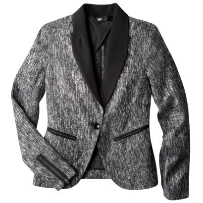 Target tweed jacket