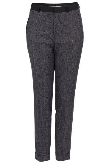 Topshop tweed pants