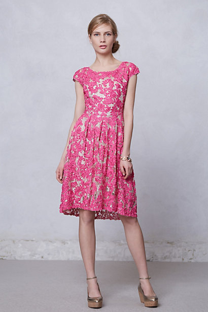 Anthropologie_lace dress
