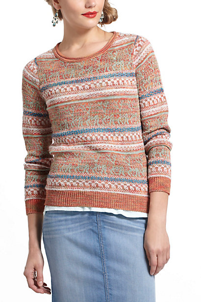 Anthropologie_sale sweater