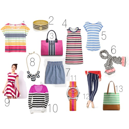 Spring Essentials - Stripes