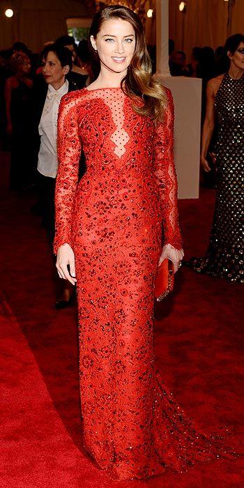 Amber Heard_Met Gala