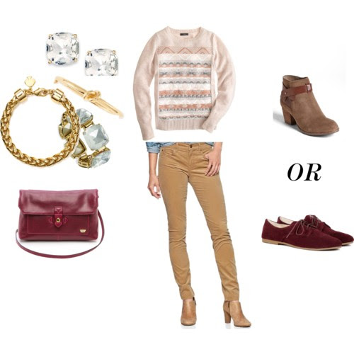 Camel Cords - Casual