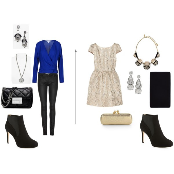 Dressy Ankle Boots