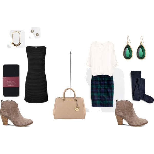 Heeled Ankle Boots - Skirts&Dress